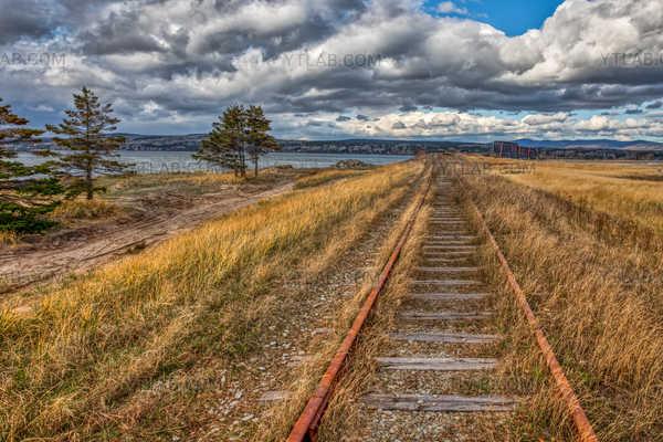 Douglastown Point's Railway