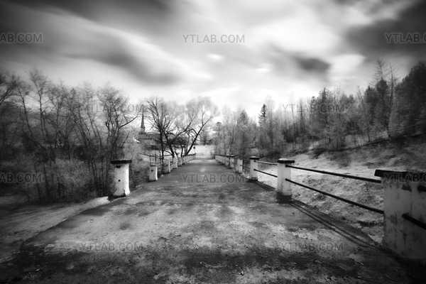 Chemin abandonné