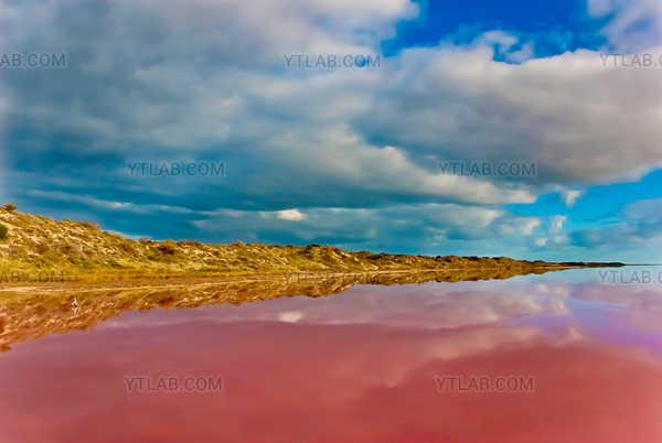 Lac rose