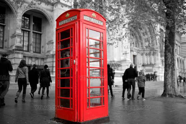 Cabine de Londres
