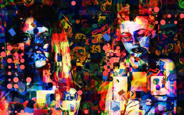 Collage pop