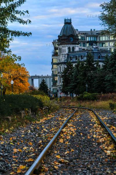 Railroads of Montreal