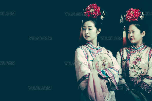 Filles chinoise