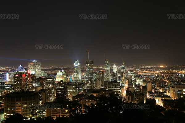 Montreal, City of Light