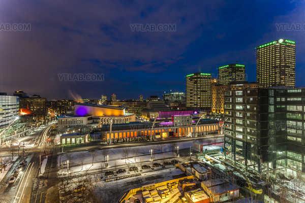 Centre Ville Nocturne