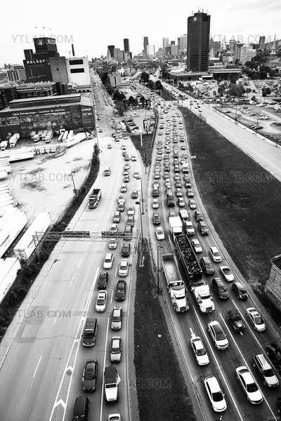 Traffic en Ville
