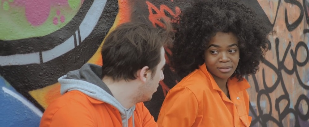 As Alicia in Misfits E4 Remake