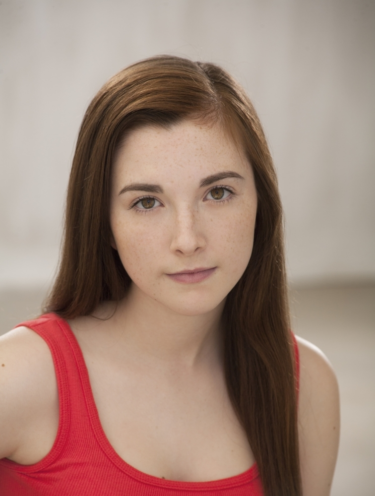 Theatrical Headshot 1