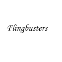 Logo of fling busters