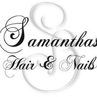 Logo of samshair salon