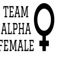 Logo of Team Alpha Female