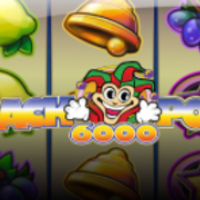 Logo of Jackpot 6000 Slot Review