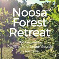 Logo of NoosaForest retreat