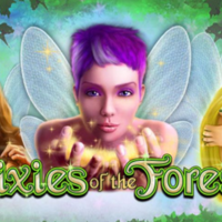 Logo of Pixies Of The Forest Slot