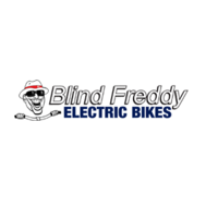 Logo of Blind Freddy Electric Bikes