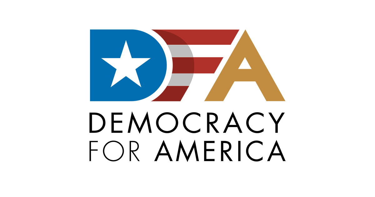 democracy for america home