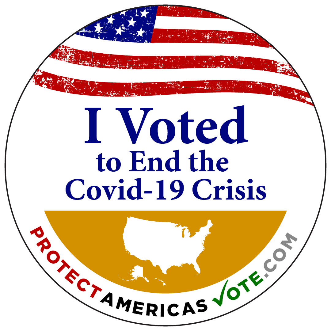 I Voted to End the Covid-19 Crisis