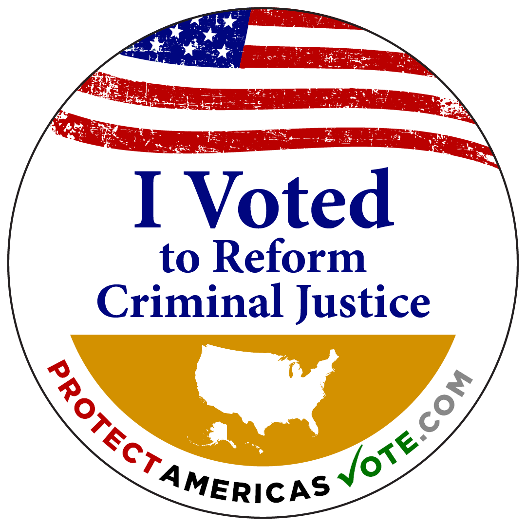 I Voted to Reform Criminal Justice
