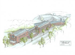 REDONA's Future Building
