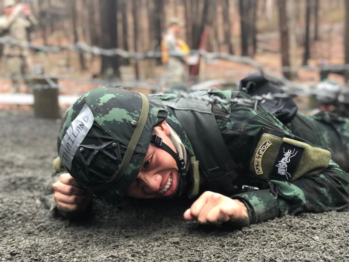 Sandhurst Competition
