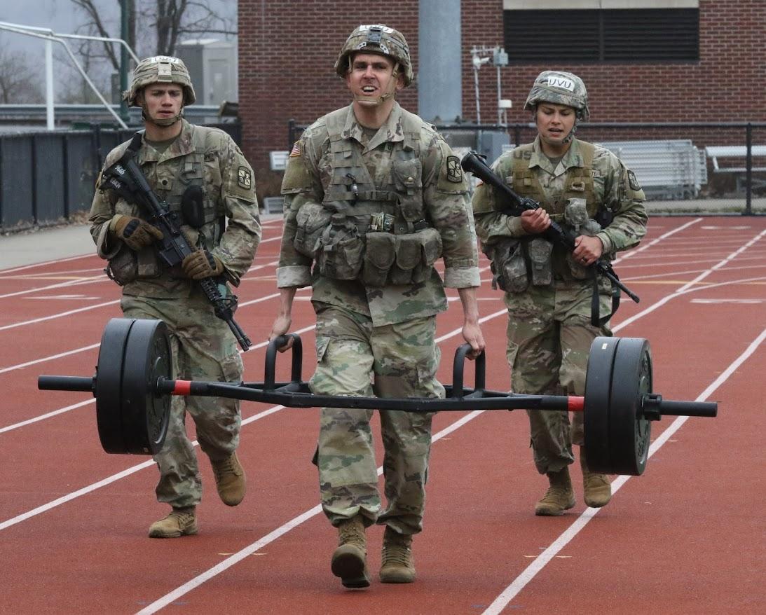 Sandhurst 2019 Military Skills Competition | United States Military
