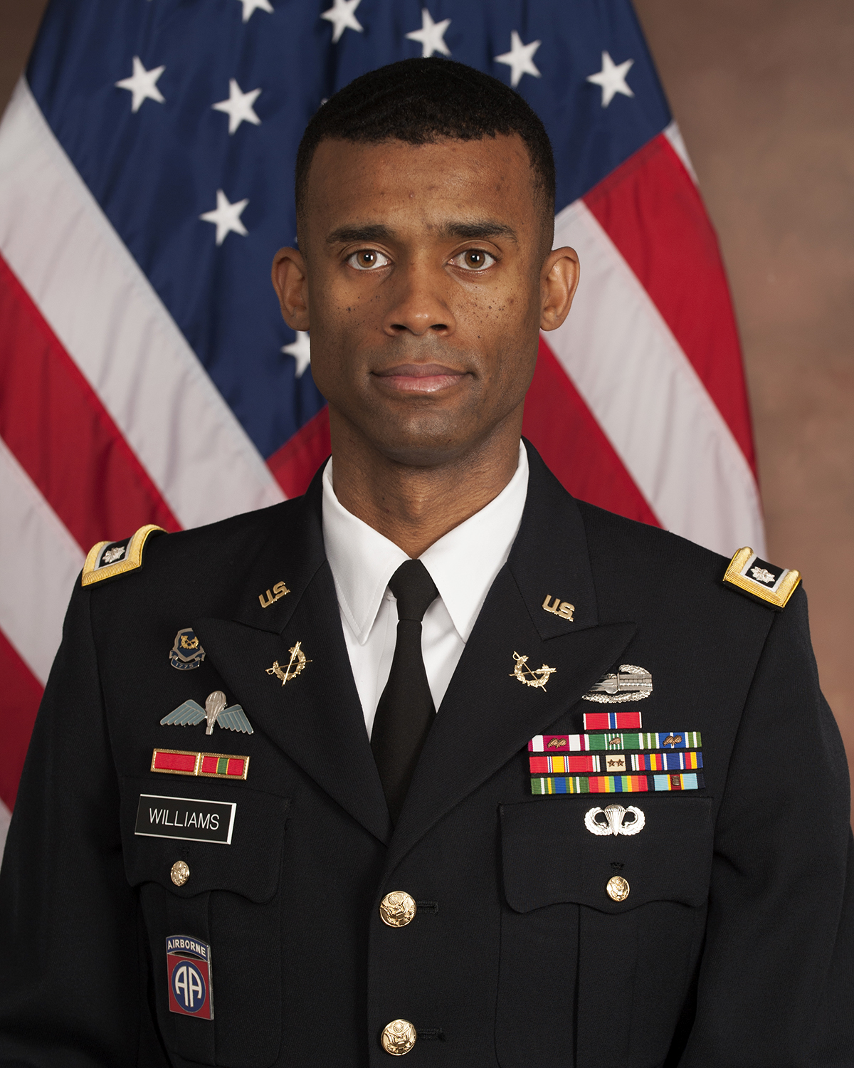 LTC Winston Williams