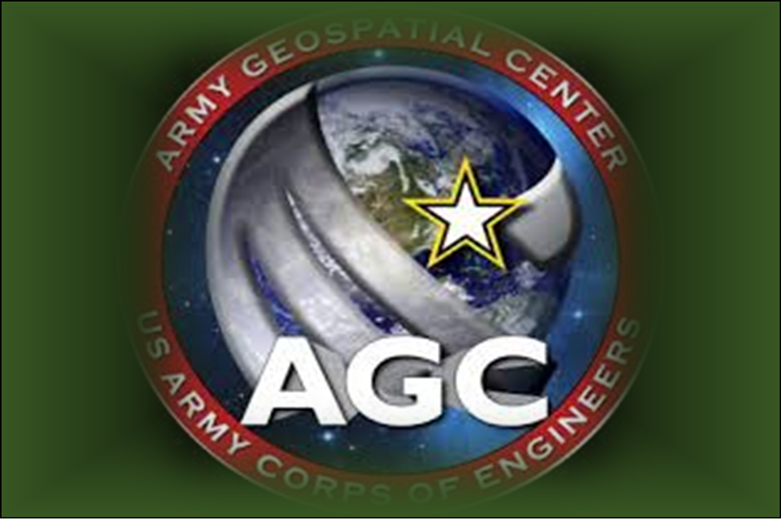 Army Geospatial Center logo
