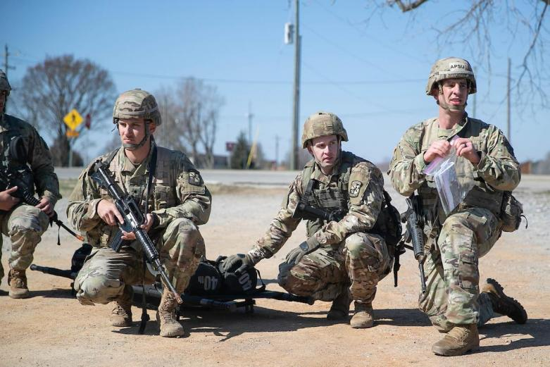 Austin Peay Ranger Challenge Team prepares for Sandhurst 2020 competition