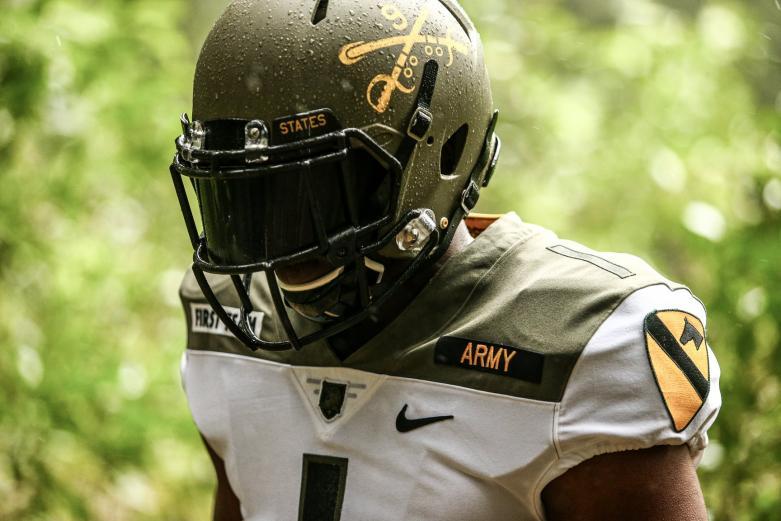 Army football new uniform