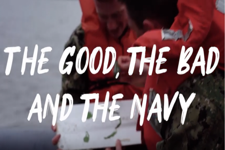 The Good. The Bad. The Navy.