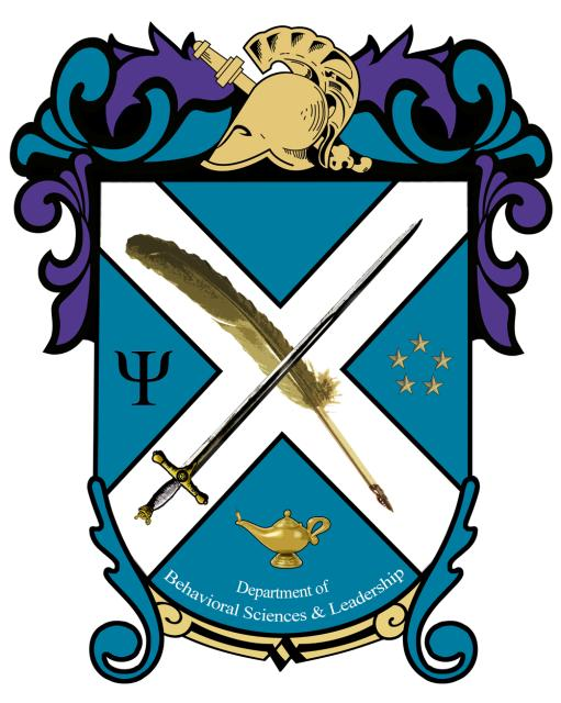 Behavioral Sciences and Leadership crest
