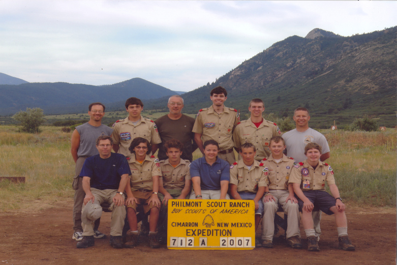 Philmont Scout Ranch AIAD