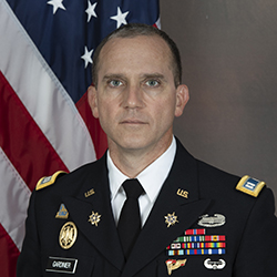 CPT Gardnier official photo in uniform