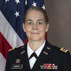 LTC Ruppert official photo in uniform