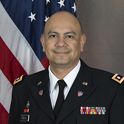 LTC Ricardo Fregoso official photo