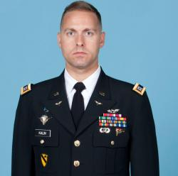 MAJ Kalin in uniform official photo