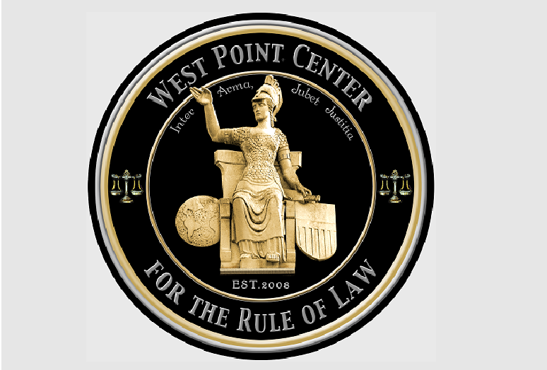 Center for Rule of Law seal