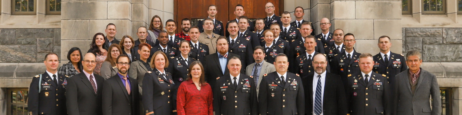 All Staff and Faculty