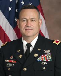 Colonel John Hartke