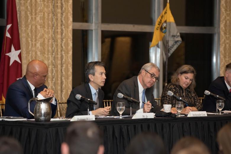 SCUSA Panel members, 2019.