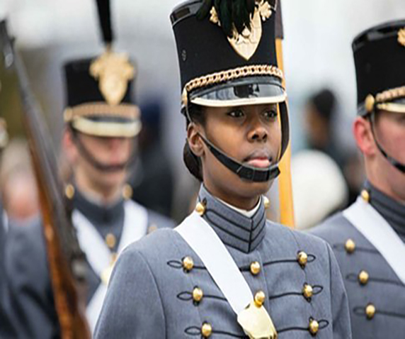 Cadets in Uniform