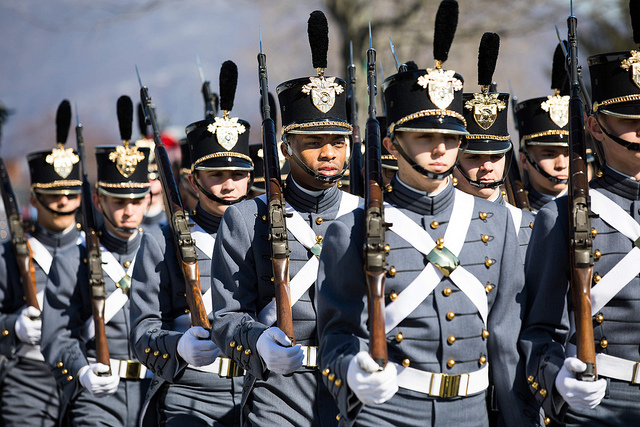 Army West Point Gold Squad 3