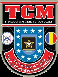 TRADOC capability manager logo