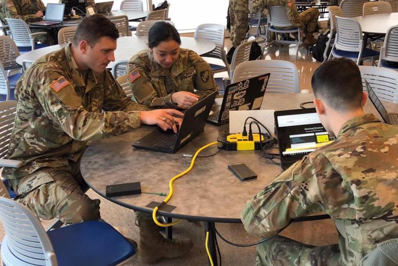 Cadet Cyber Team