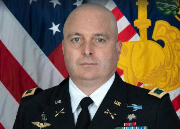 Colonel Harry C. Marson