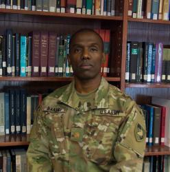 Major Tony Baker's Profile Photo