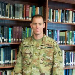 Major Thomas Carne's Profile Photo