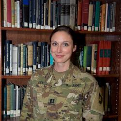 Captain Marissa Dey's Profile Photo