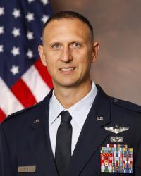 Lt. Col John Garvin
