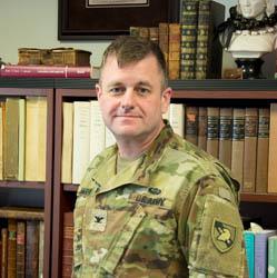 Colonel Dave Harper's Profile Photo